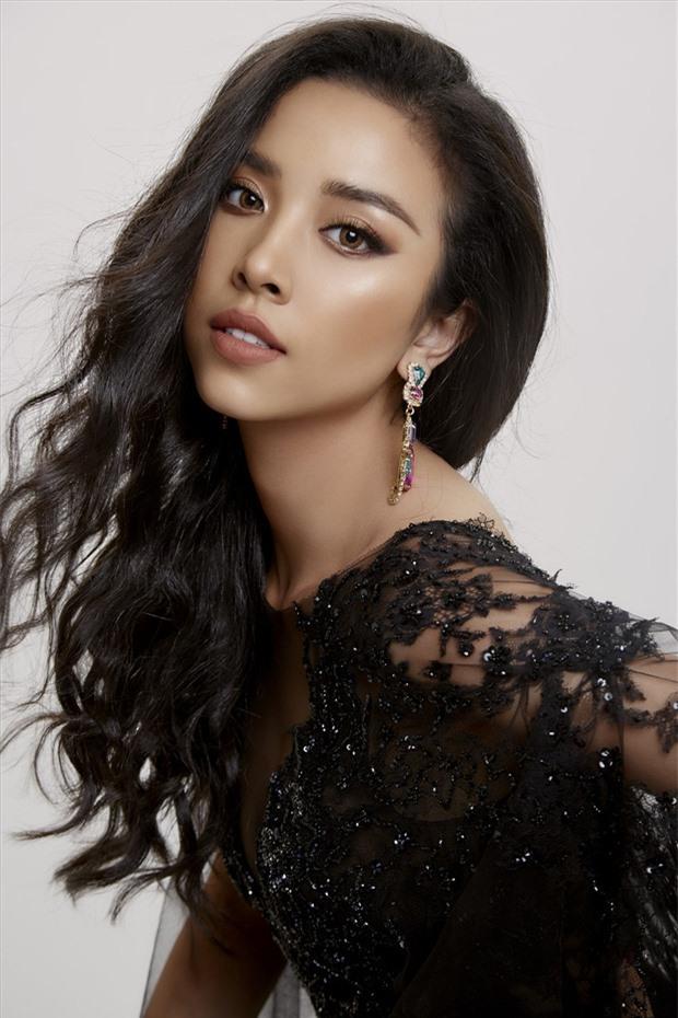 Á hậu Thúy An mang cả đại bàng lớn đang sải cánh vào Quốc phục chinh chiến Miss Intercontinental 2019 - Ảnh 5.