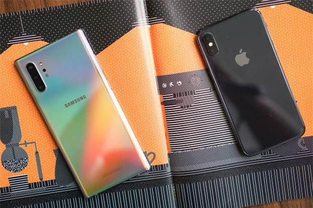 Cách chuyển dữ liệu từ iPhone sang Galaxy Note10 nhanh chóng - Ảnh 4.