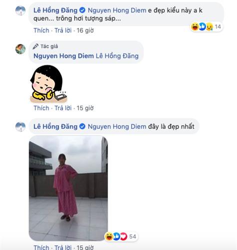Hồng Diễm đăng ảnh, Hồng Đăng, Mạnh Trường lao vào dìm hàng - Ảnh 3.