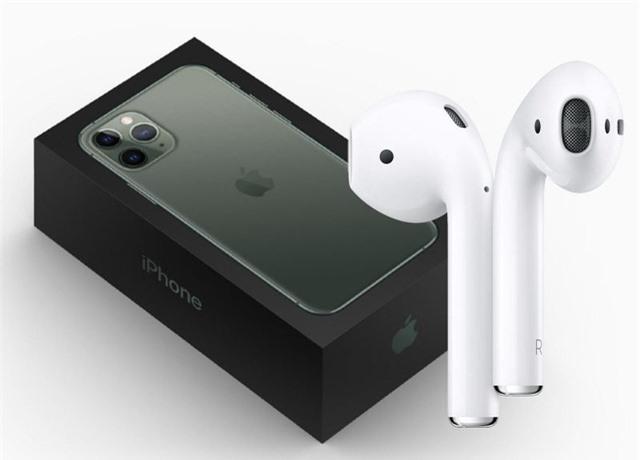 Tin vui: AirPods có thể là một phần phụ kiện của iPhone 2020 - Ảnh 2.