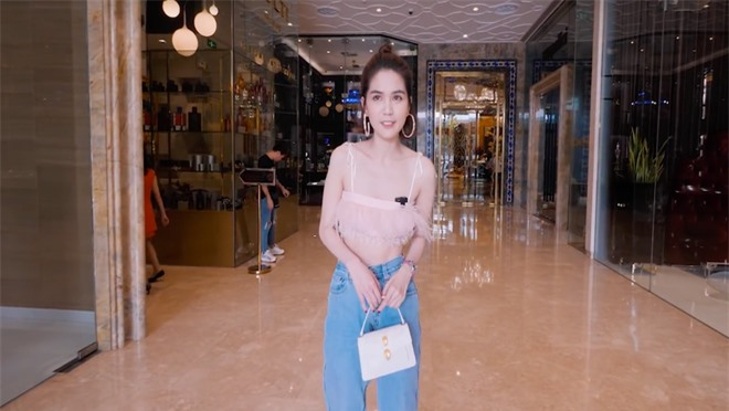 """Vũ Khắc Tiệp và Ngọc Trinh tiết lộ chi phí quay vlog mỗi tập tốn hơn nửa tỷ, hứa hẹn sắp tái hợp trong """"bom tấn"""" du lịch Dubai - Ảnh 5."""