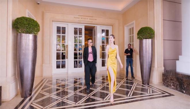 """Vũ Khắc Tiệp và Ngọc Trinh tiết lộ chi phí quay vlog mỗi tập tốn hơn nửa tỷ, hứa hẹn sắp tái hợp trong """"bom tấn"""" du lịch Dubai - Ảnh 9."""