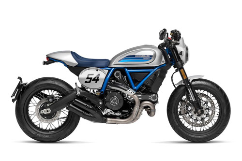 10. Ducati Scrambler Cafe Racer 2020 (giá: 11.590 euro).