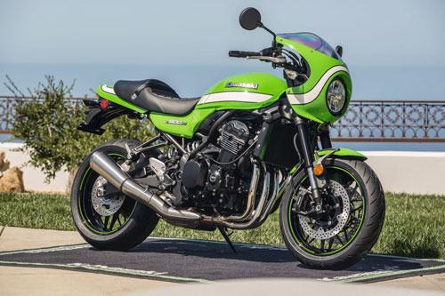 6. Kawasaki Z900RS Cafe 2020 (giá: 11,799 euro).