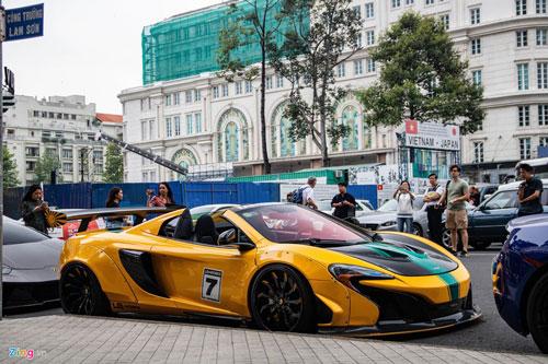 Siêu xe độ ấn tượng nhất Việt Nam.