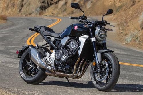 8. Honda CB1000R 2020 (giá: 13.790 euro).