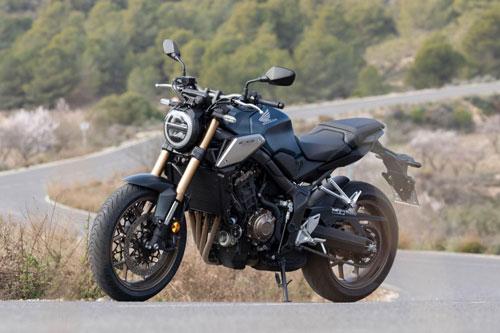 9. Honda CB650R 2020 (giá: 7.990 euro).