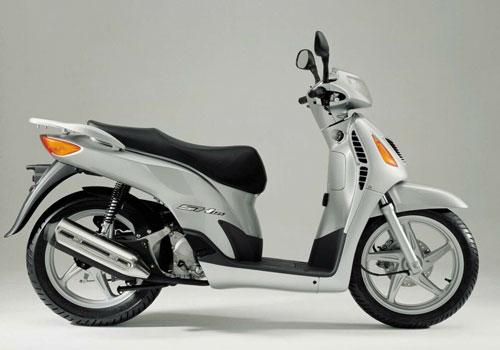 Honda SH đời 2001.