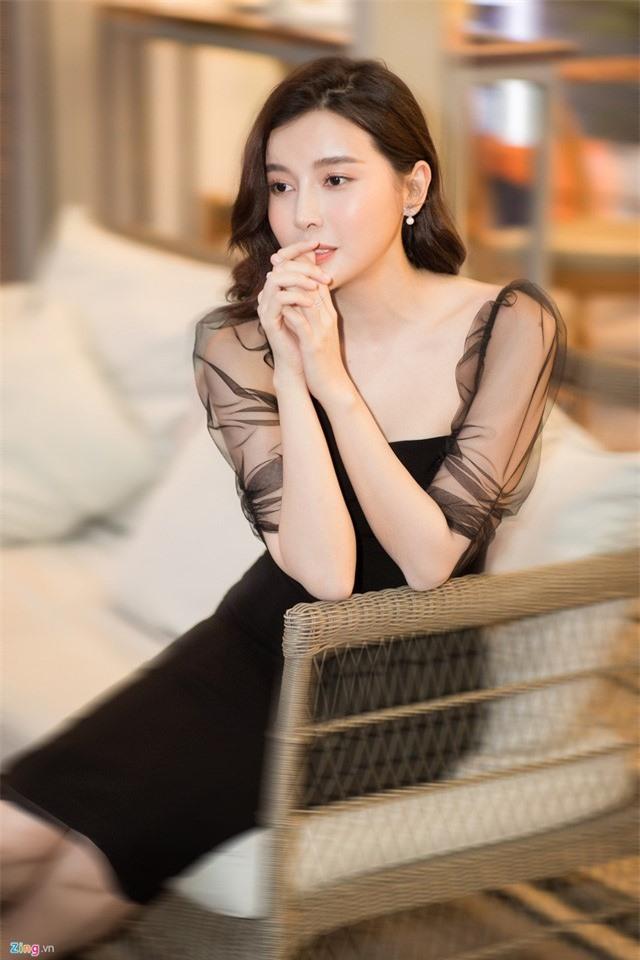Cao Thái Hà tuyên bố dừng đóng phim, chuyển sang bán tào phớ - Ảnh 2.