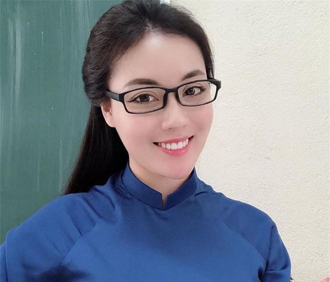 Những nữ giảng viên xinh đẹp nổi tiếng dù không làm nghệ thuật - ảnh 1