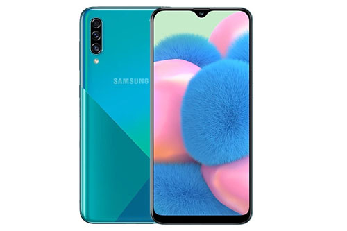 Samsung Galaxy A30s.