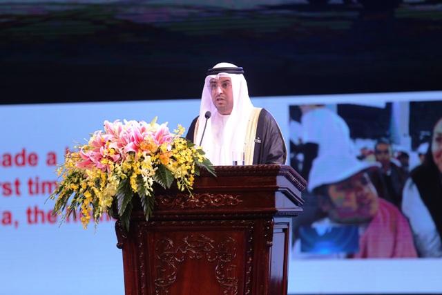 Đại sứ Đặc mệnh toàn quyền UAE tại Việt Nam Obaid Saeed Obaid Bintaresh Al Dhaheri