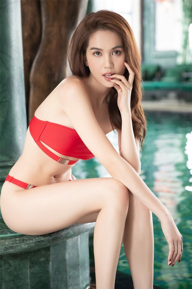 Hết hè nhưng Ngọc Trinh vẫn gây choáng váng với màn tụt quần khoe bikini nóng từng centimet-3