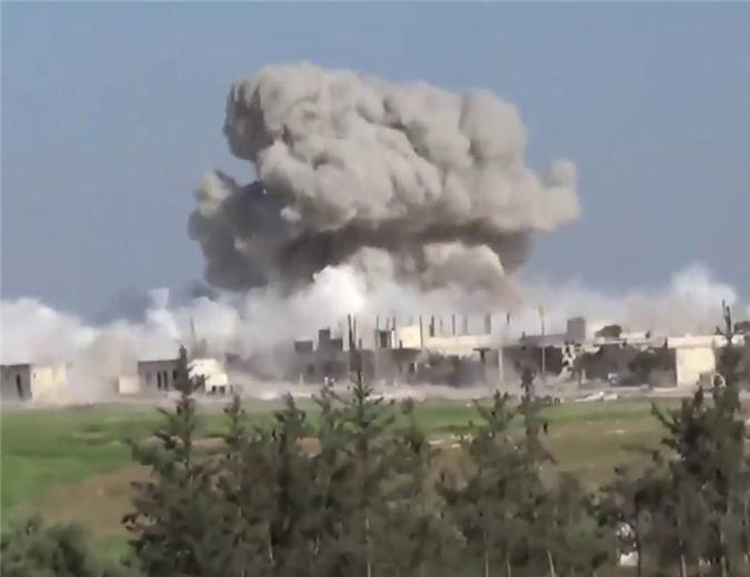 Het kien nhan voi phien quan, Nga nem sieu bom KAB-1500 xuong Syria-Hinh-13