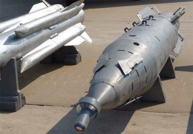 Het kien nhan voi phien quan, Nga nem sieu bom KAB-1500 xuong Syria-Hinh-18