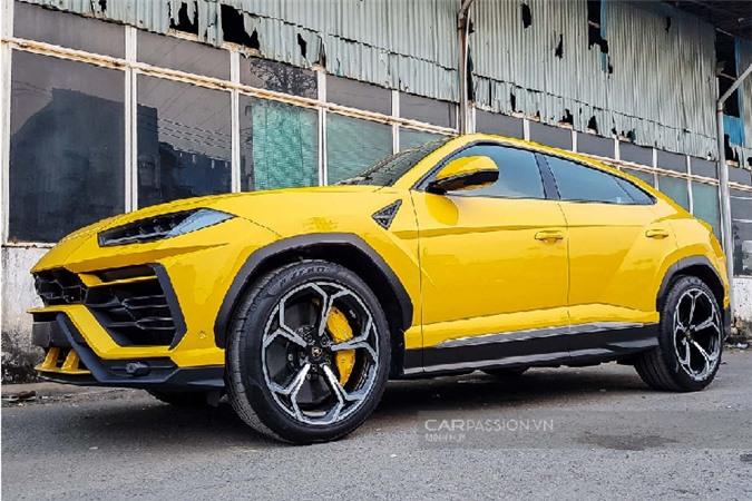 Sieu SUV Lamborghini Urus thu 6 hon 20 ty ve Viet Nam-Hinh-2