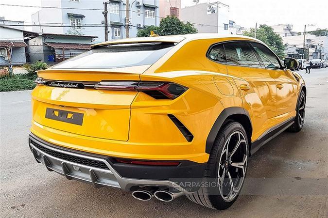 Sieu SUV Lamborghini Urus thu 6 hon 20 ty ve Viet Nam-Hinh-5