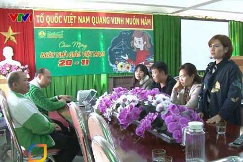 Hành động đẹp của lái xe Cao Thiên Quang được tuyên dương.