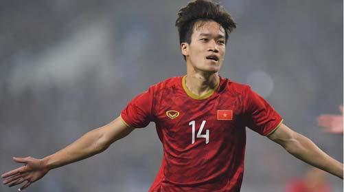 U22 Việt Nam đã khẳng định được bản lĩnh ở trận thắng trước U22 Indonesia. Ảnh: Fox Sport.