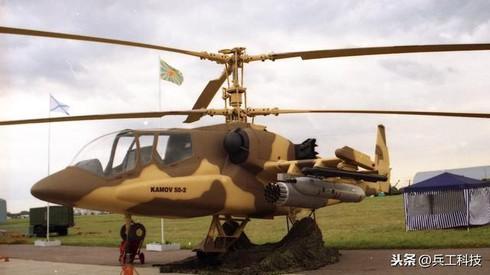 """Thổ Nhĩ Kỳ đã từng """"bán đứng"""" Nga trong cuộc đua mua trực thăng vũ trang hạng nặng Ka-50-2. Nguồn: Sogou"""