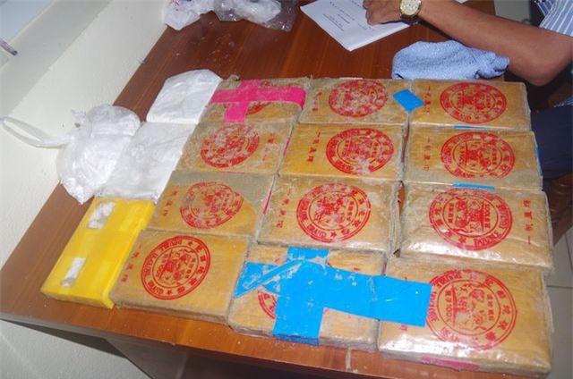 Bộ Công an cử lực lượng phối hợp điều tra số ma túy dạt vào vùng biển miền Trung - 1