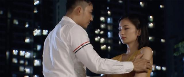 Hoa hồng trên ngực trái - Tập 35: Yêu thầm bao lâu, cuối cùng Khang cũng tỏ tình với chị đẹp San - Ảnh 2.
