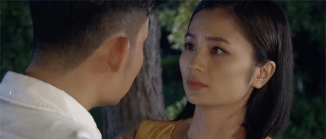 Hoa hồng trên ngực trái - Tập 35: Yêu thầm bao lâu, cuối cùng Khang cũng tỏ tình với chị đẹp San - Ảnh 4.