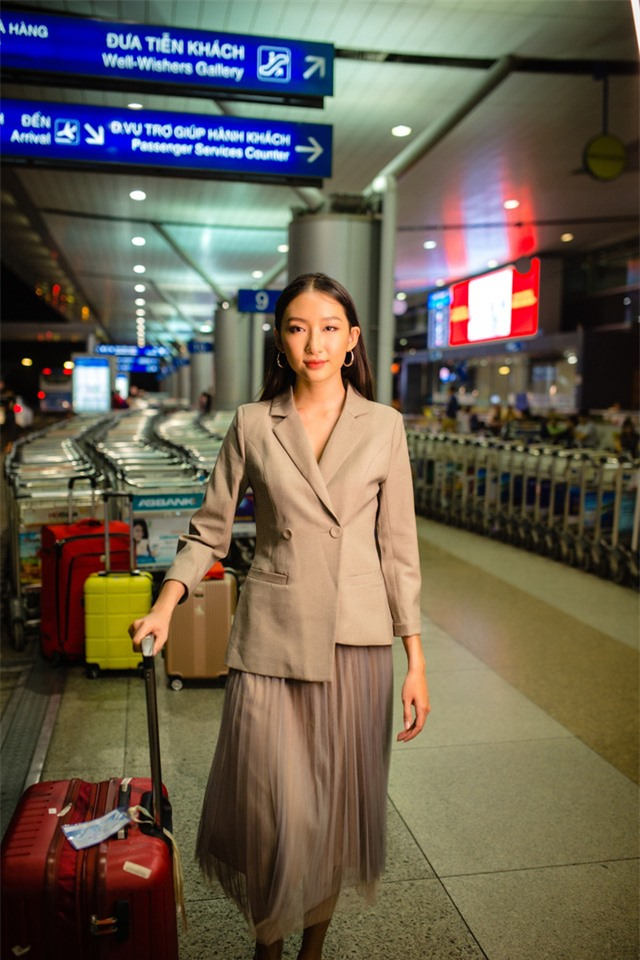 Lộ diện gương mặt đại diện Việt Nam dự thi Hoa khôi Sinh viên Thế giới 2019 - Ảnh 1.