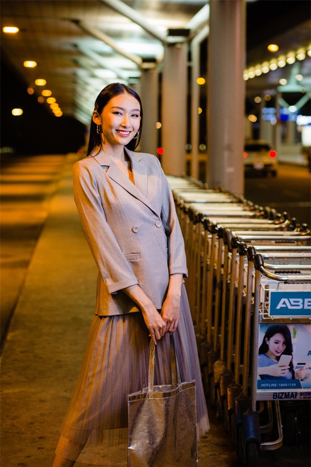 Lộ diện gương mặt đại diện Việt Nam dự thi Hoa khôi Sinh viên Thế giới 2019 - Ảnh 2.