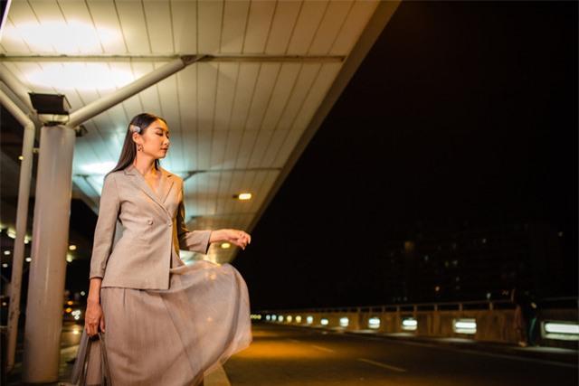 Lộ diện gương mặt đại diện Việt Nam dự thi Hoa khôi Sinh viên Thế giới 2019 - Ảnh 3.