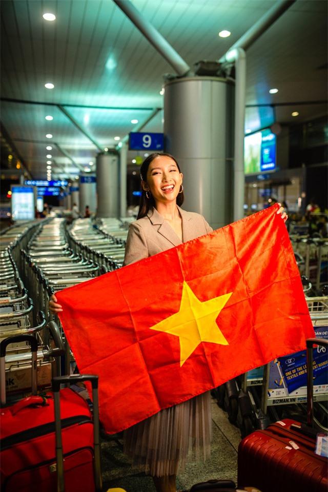 Lộ diện gương mặt đại diện Việt Nam dự thi Hoa khôi Sinh viên Thế giới 2019 - Ảnh 4.