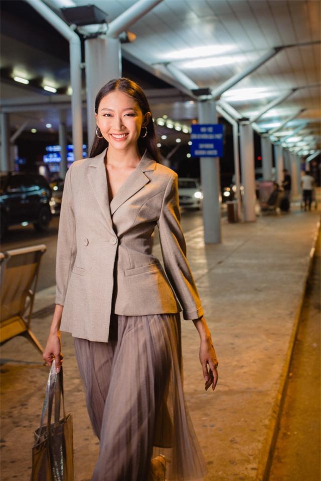 Lộ diện gương mặt đại diện Việt Nam dự thi Hoa khôi Sinh viên Thế giới 2019 - Ảnh 7.