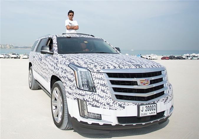 Loa mat cuoc song xa hoa toan sieu xe, hang hieu cua thieu gia trum xay dung Dubai:-Hinh-2