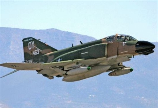 Moi tiet lo: F-22 My giai cuu UAV MQ-1 truoc hong sung chien co F-4 Iran-Hinh-10