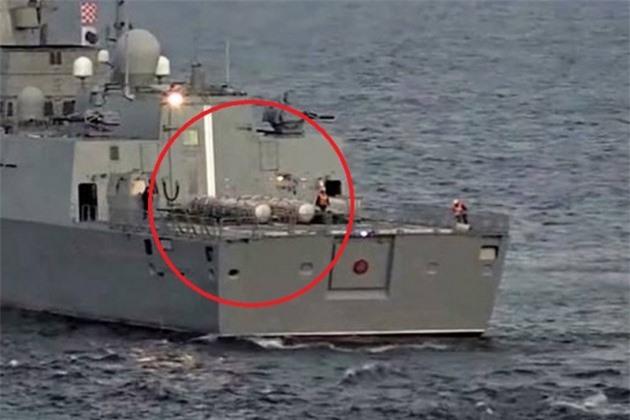 Nga dua ten lua sieu thanh Zircon len chien ham Gorshkov, NATO