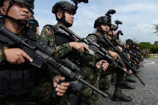"""Thái Lan trở thành """"sàn đấu"""" cạnh tranh quân sự Mỹ - Trung - 1"""