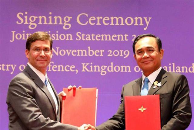 """Thái Lan trở thành """"sàn đấu"""" cạnh tranh quân sự Mỹ - Trung - 2"""