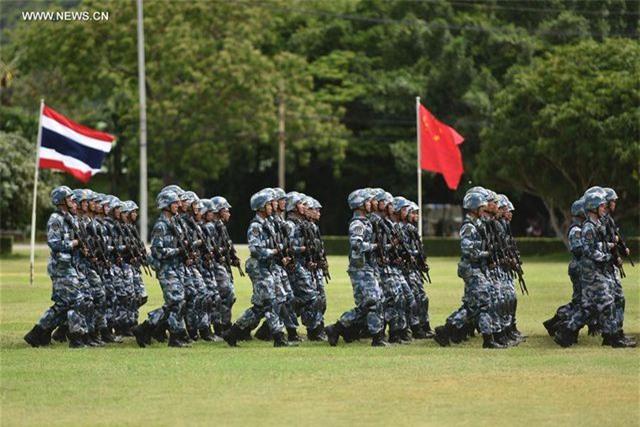 """Thái Lan trở thành """"sàn đấu"""" cạnh tranh quân sự Mỹ - Trung - 3"""