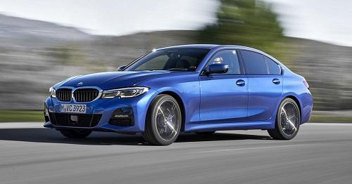 BMW 330i Sport Line.
