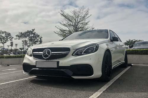 Mercedes-AMG E63 S W212 độc nhất Việt Nam độ công suất cao