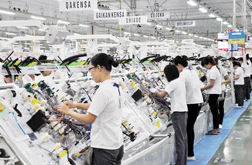 Ngành công nghiệp điện tử hấp dẫn các nhà đầu tư nước ngoài