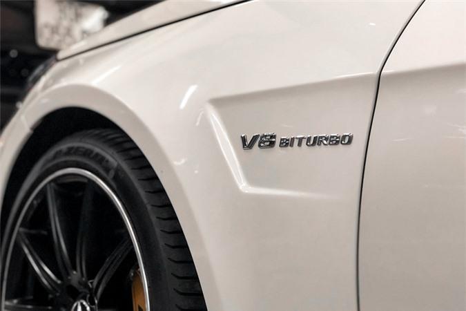 Mercedes-AMG E63 S W212 doc nhat Viet Nam do cong suat-Hinh-3
