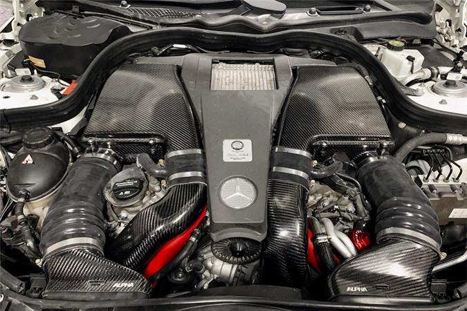 Mercedes-AMG E63 S W212 doc nhat Viet Nam do cong suat-Hinh-5