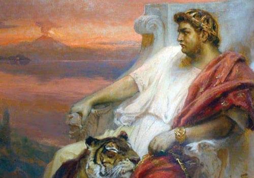 Trị vì đất nước từ năm 54 - 68, hoàng đế La Mã Nero trở thành nhân vật khét tiếng lịch sử khi trị vì đất nước với tính cách hung bạo, tàn ác, tham lam và tàn sát người vô tội.