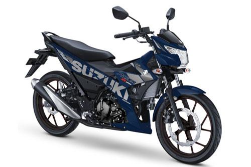 Suzuki Raider Fi 2020.