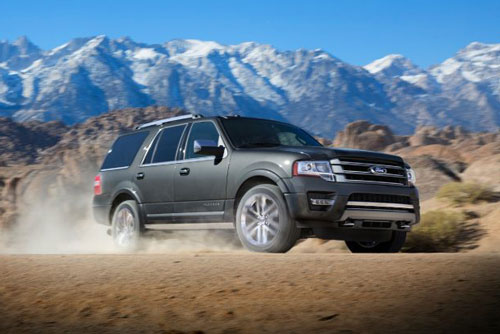 3. Ford Expedition.