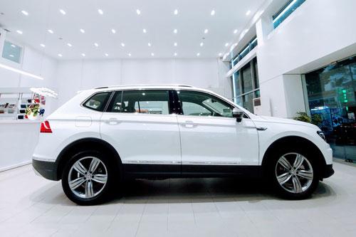 Bảng giá xe Volkswagen tháng 12/2019: Giảm giá 100 triệu đồng