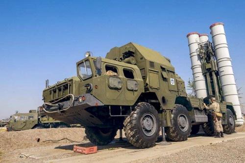Trung Quốc chế giễu S-300PMU-2 của Syria hoàn toàn vô dụng