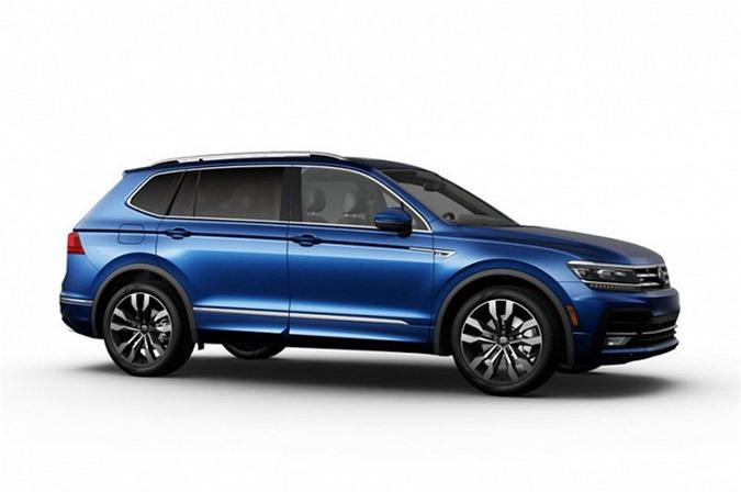 5 xe SUV co trung tot nhat nam 2019: Honda CR-V gop mat hinh anh 1