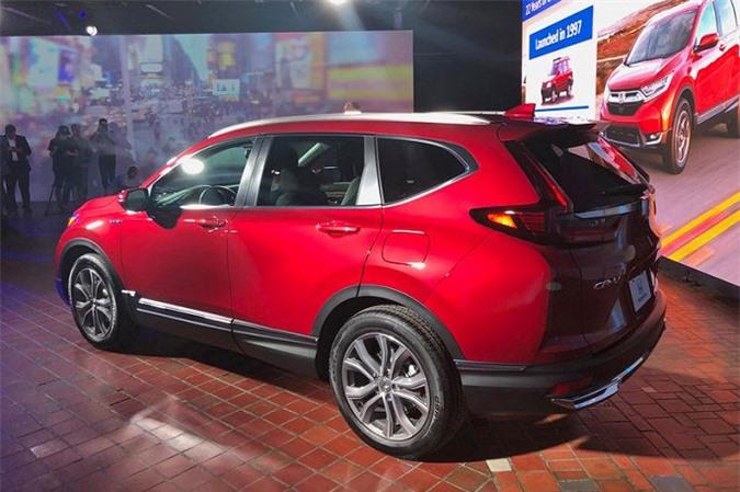 5 xe SUV co trung tot nhat nam 2019: Honda CR-V gop mat hinh anh 2